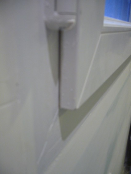 Fen tre et encastrement dans le mur for Cas par cas fenetre