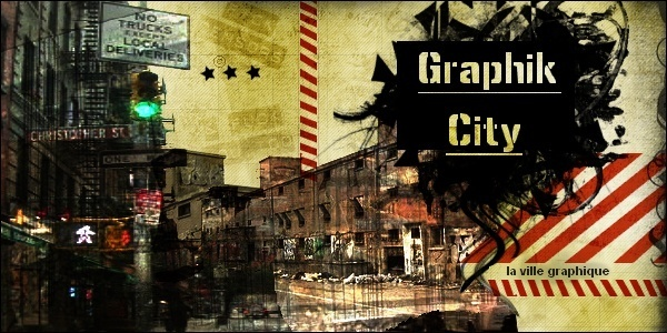 •·.·´¯`·.·•- GRAPHIK CITY -•·.·´¯`·.·•