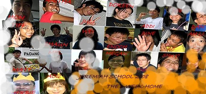 Jeremiah School 2008