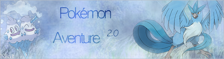 Pokemon Aventure 2.0