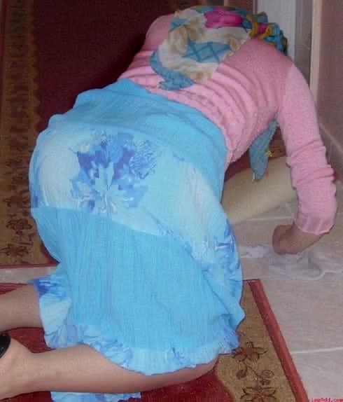 نيك خادمة عربية