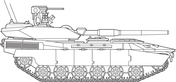 How To Draw Tanks From Ww2