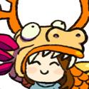 Bonne année du Dragooooon !!!!!   Pour la carte de voeux destinée à la famille ^^