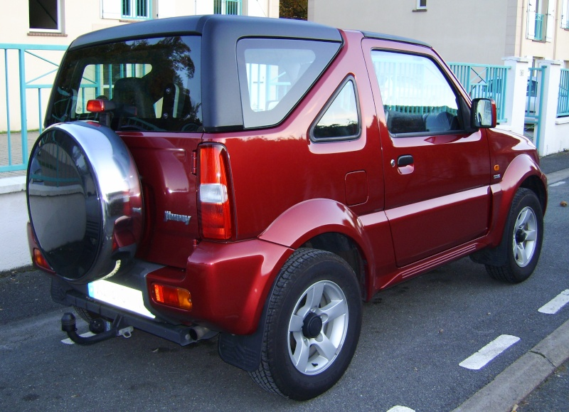 vend jimny cabriolet de 2008 diesel 86 ch 47000km. Black Bedroom Furniture Sets. Home Design Ideas