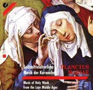 PLANCTUS MARIAE