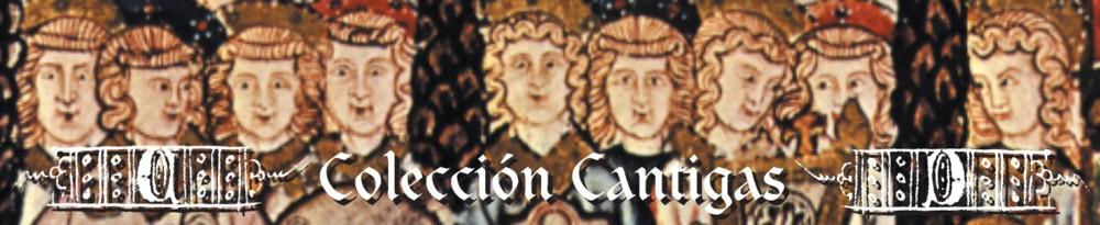 COLECCION CANTIGAS