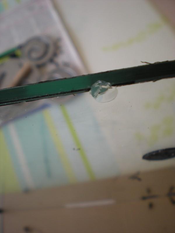R paration d 39 une vitre aquarium 110l for Enlever silicone sur verre