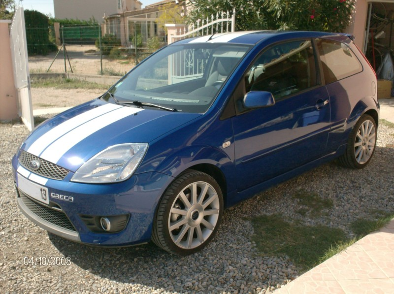 ford fiesta st 150cv 48000kms 9000 prix en baisse vendue voitures annonces auto et. Black Bedroom Furniture Sets. Home Design Ideas