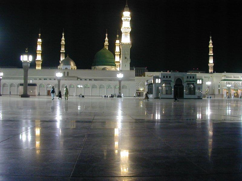 صور الحرميين والمسجد النبوي
