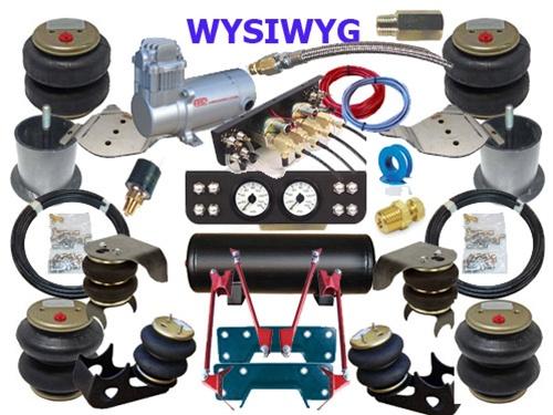 Kit suspension pneumatique tuning