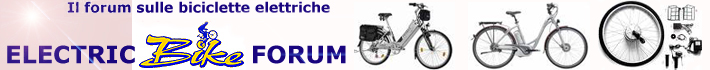 eBF electric Bike forum biciclette elettriche