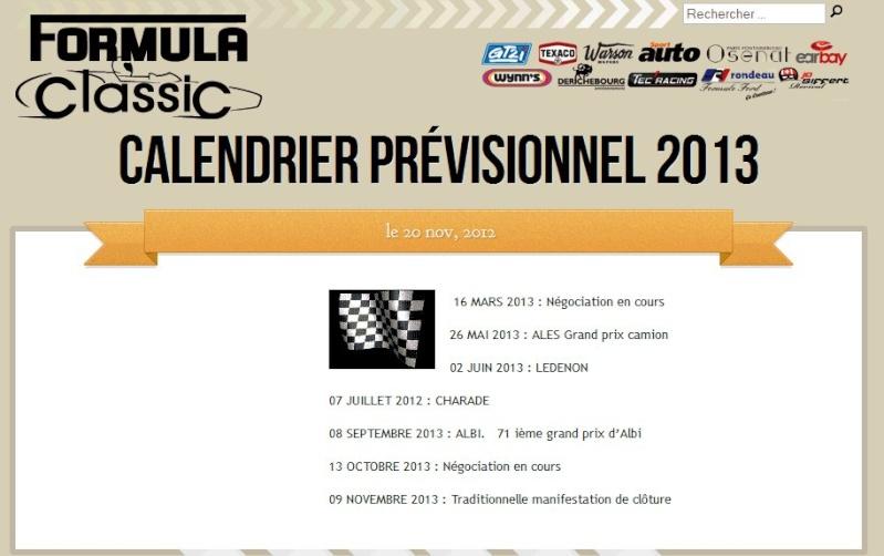 Classic Formula Ford France