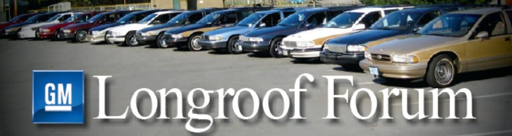 GM Longroof Forum