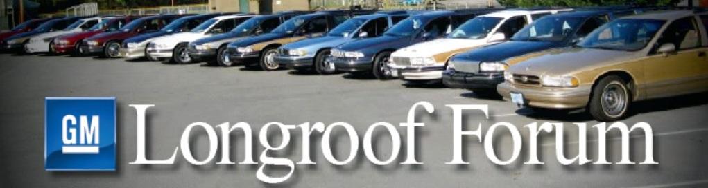 GM Longroof Forum