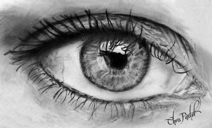 Et mon oeil - Dessin oeil facile ...