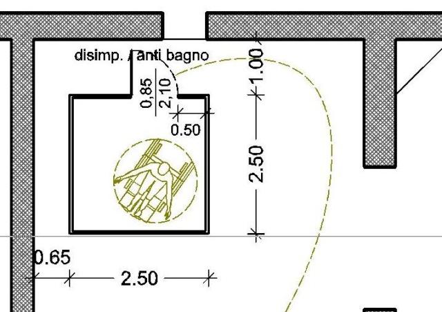 Geometra.info - Forum • Leggi argomento - Domanda antibagno per ...