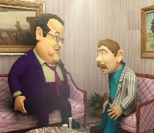 الخواجة بيجو و أبو لمعة