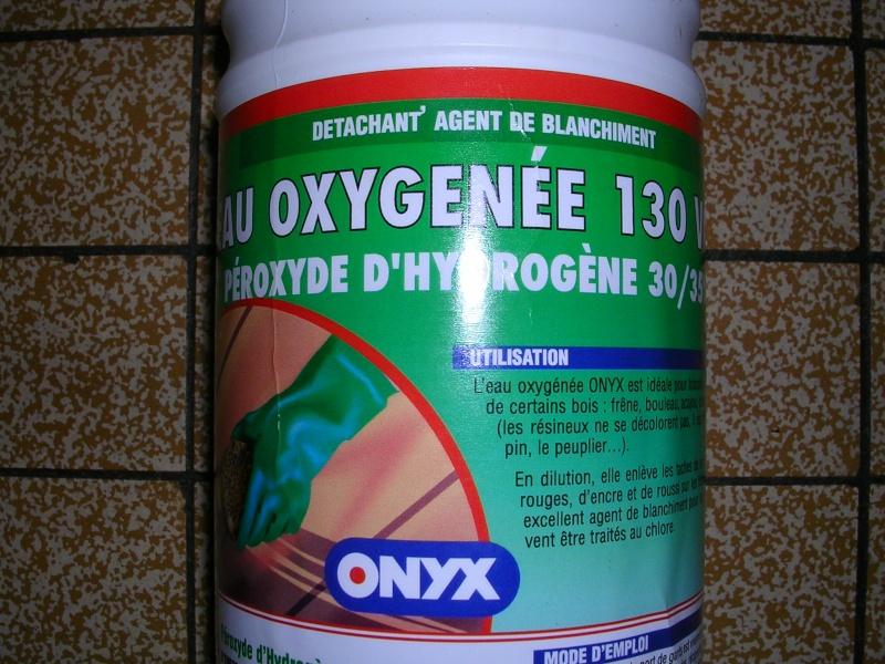 Ponc huil fein300s avec l 39 aide des conseils du forum for Peroxyde d hydrogene piscine