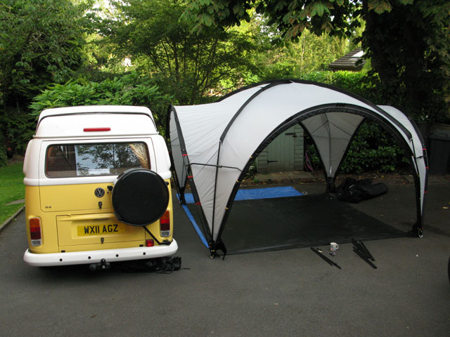 Shelter Tent Mining : Cool awning