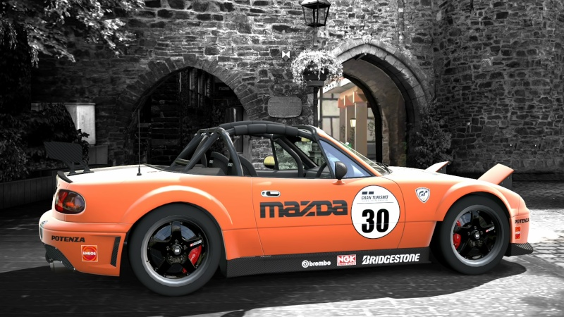how to get photo mode in gran turismo 5