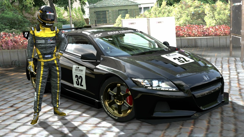 gran turismo sport teamgtracing n voiture saison 2 honda rcz championnat rc cup 4. Black Bedroom Furniture Sets. Home Design Ideas