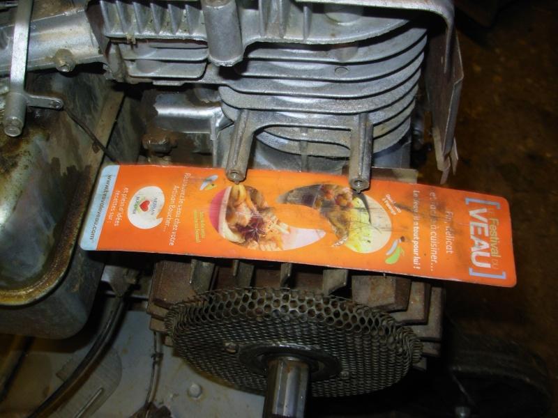 restauration du moteur de mon bouyer 111 briggs et