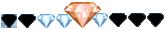 Diamond x 13