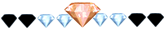 Diamond x 14