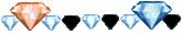Diamond x 24