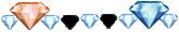Diamond x 25