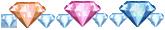 Diamond x 36