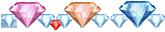 Diamond x 37