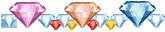 Diamond x 40