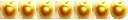 Gold Apple x7