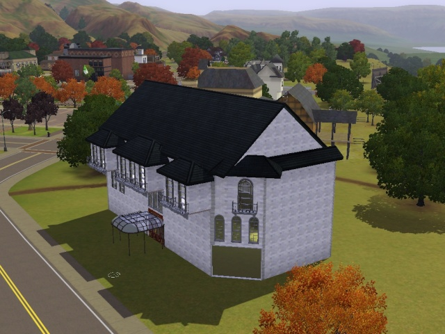 Atelier construction ext rieur sims 3 groupe avanc s for Exterieur sims 4