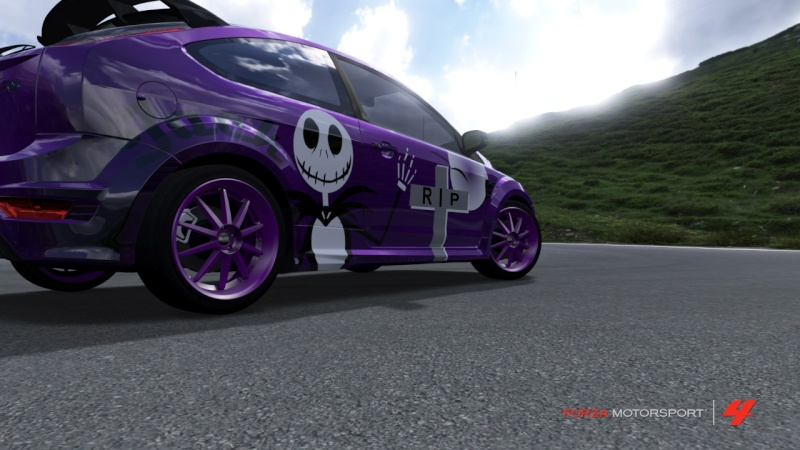 Nightmare Before Christmas Car Design