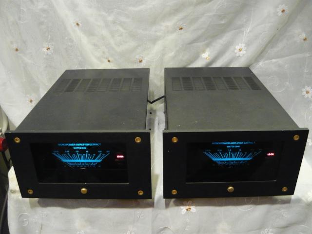 restek monoblock power amp used sold. Black Bedroom Furniture Sets. Home Design Ideas