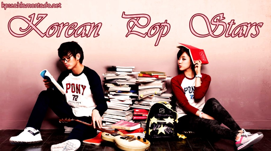 KOREAN POP-STARS