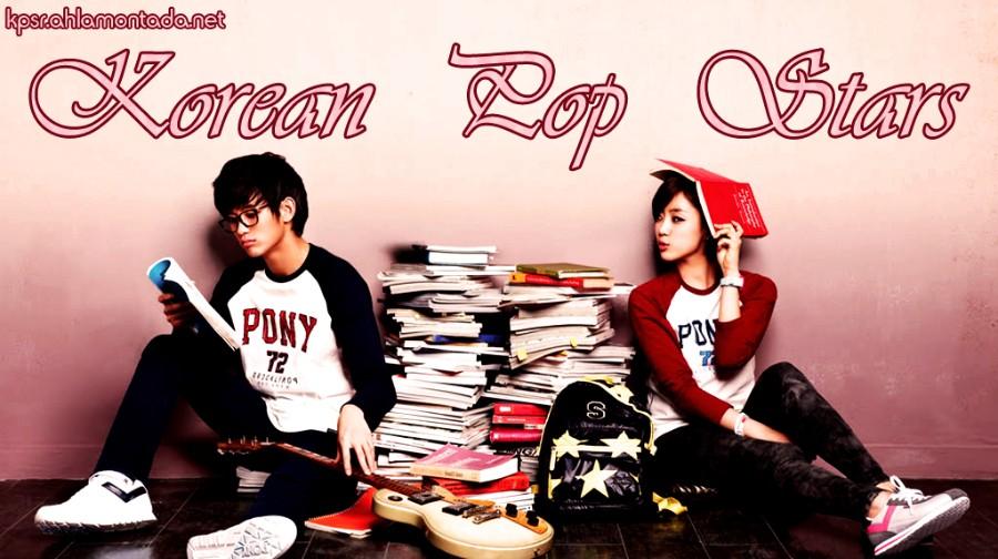 KOREAN POP-STARS