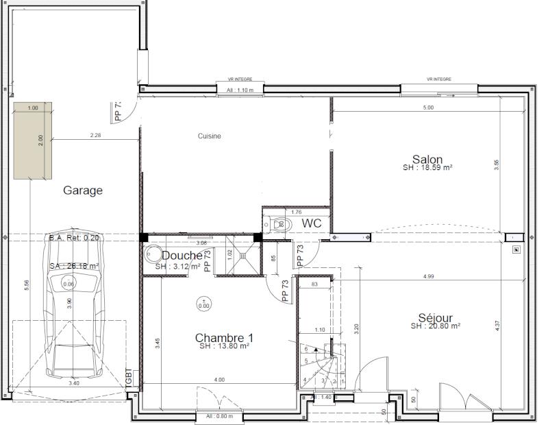 Maison en construction besoin de conseils id es for Conseil construction maison