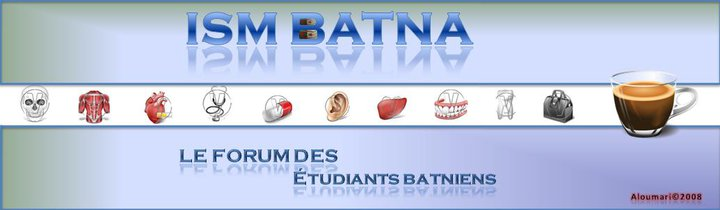 ISM Batna (Faculté de médecine. Batna)