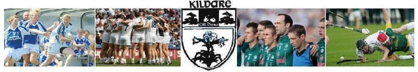 Kildare Gaa Fans Forum