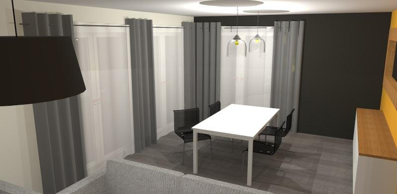 Castorama : les rideaux 20 photos Séjour moderne grâce aux rideaux ...