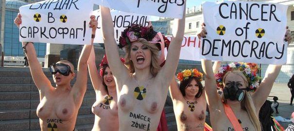 Un touriste sexuel tombe dans un pige en Ukraine