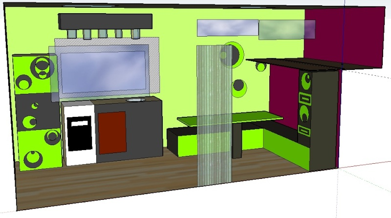Plan am nagement 3d avis for Amenagement 3d