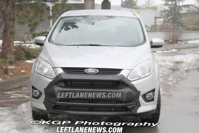Ford s max ii 2014