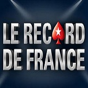 Record de france pokerstars
