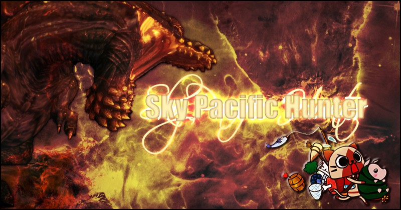 Team Mh3 Sky Pacific Hunter