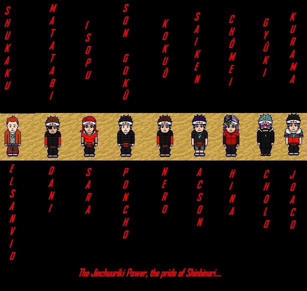 Naruto Shinbinari