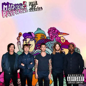 Maroon 5 - Payphone (Solo Version)